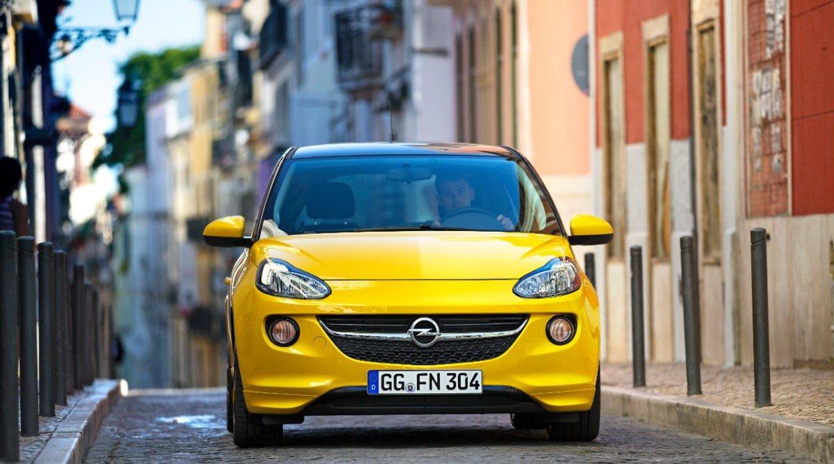 El Opel Adam GLP es un coche económico y eficiente.