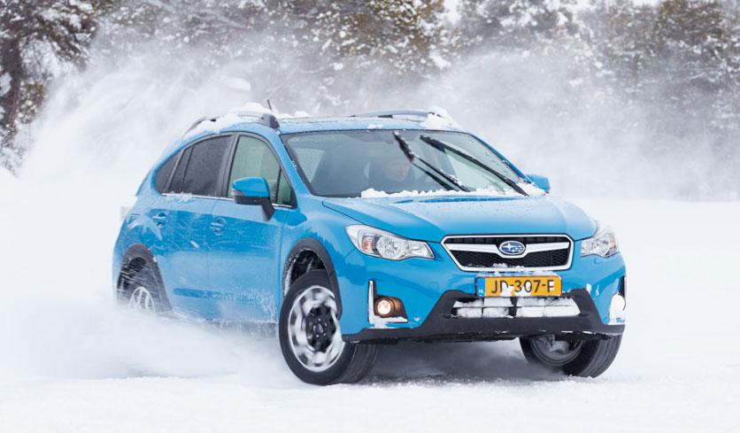 Prueba Subaru XV 2016: para presumir de un auténtico 4x4