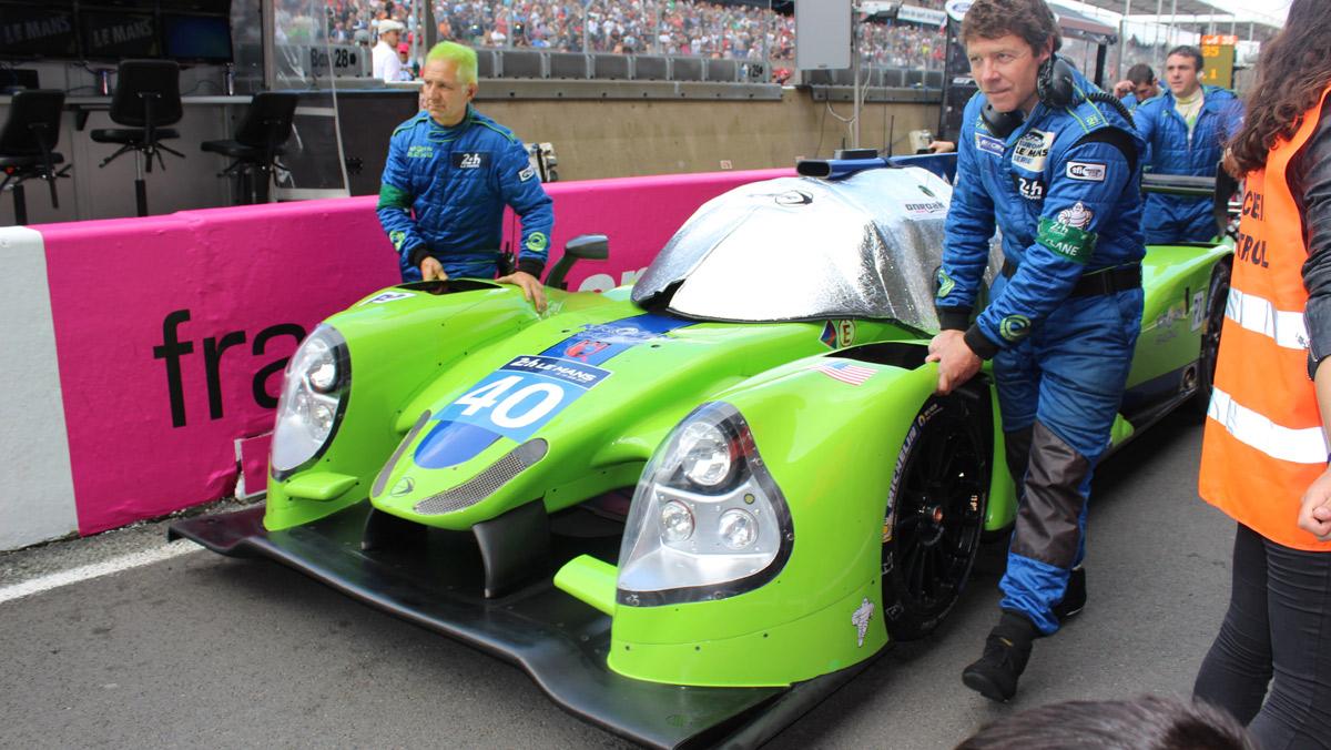 24 horas de Le Mans 2016, parrilla
