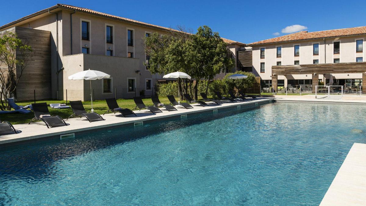 Hotel Grand Prix Le Castellet
