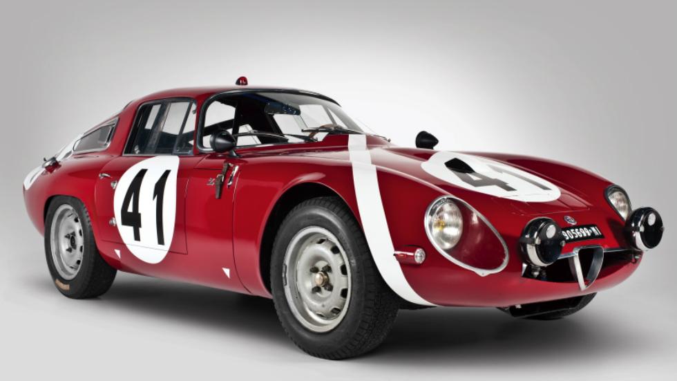 1964 Alfa Romeo TZ Coupé