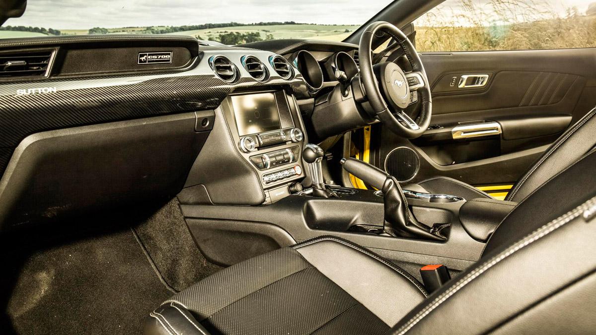 Ford Mustang CS700 (VIII)