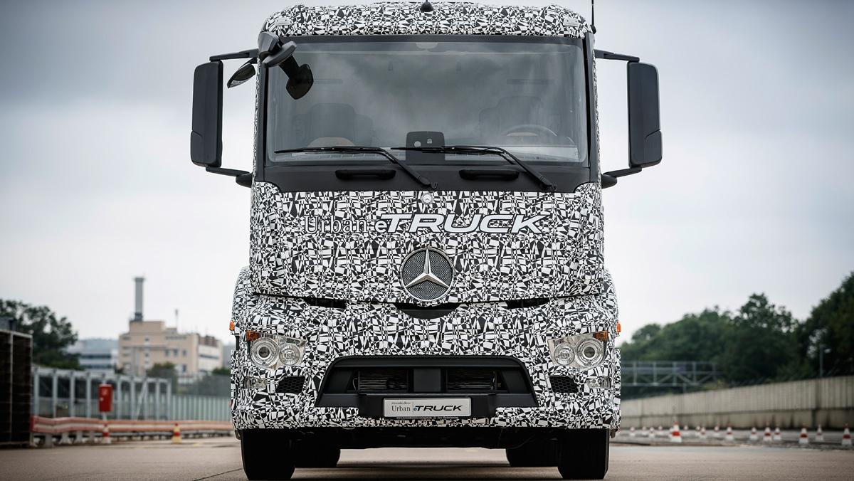 Mercedes-Benz Urban e-Truck (I)
