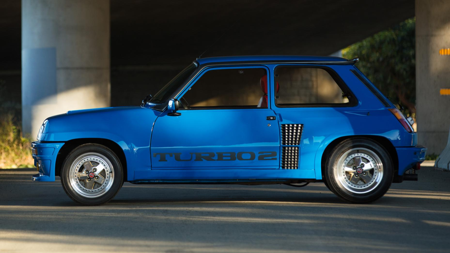 Renault 5 Turbo II 1983
