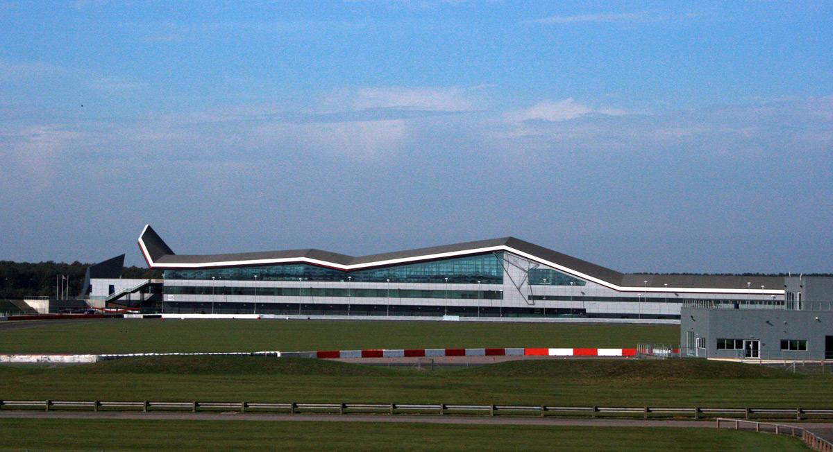 Silver Wing Silverstone