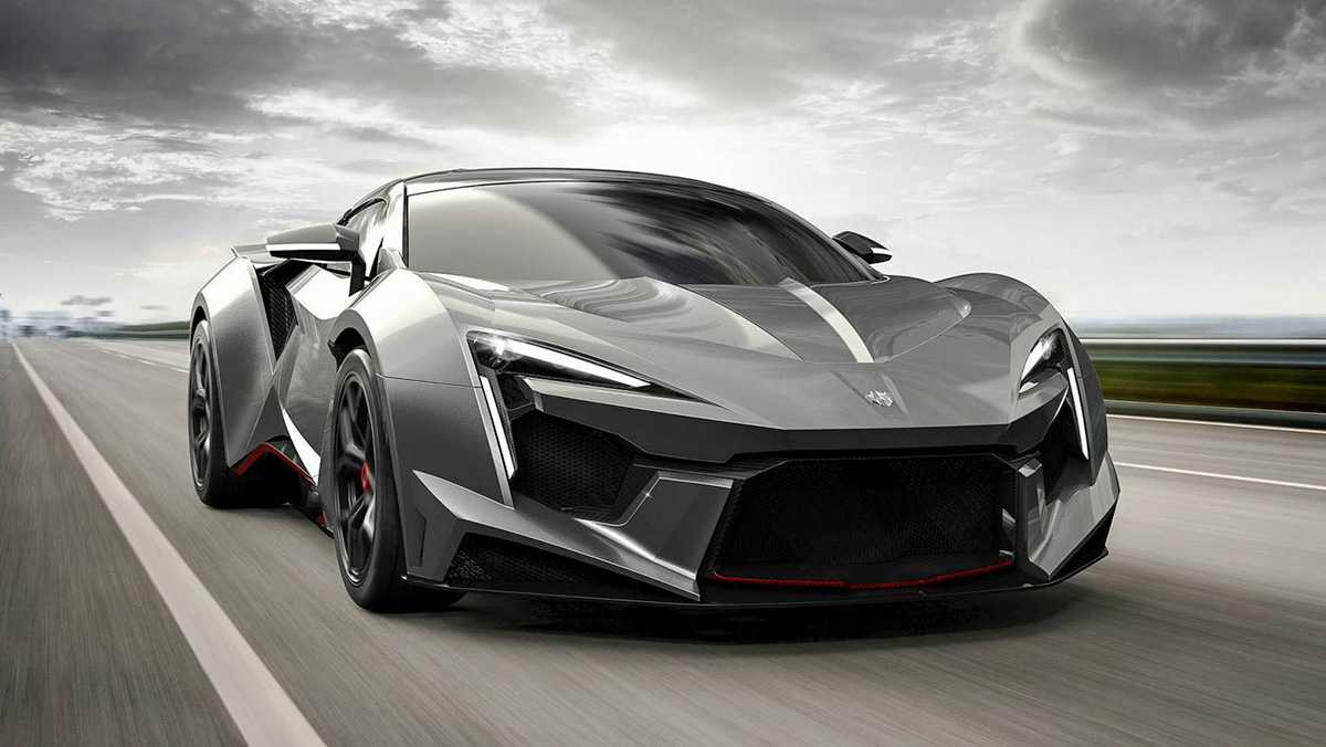 Fenyr Supersport: 1,7 millones de euros