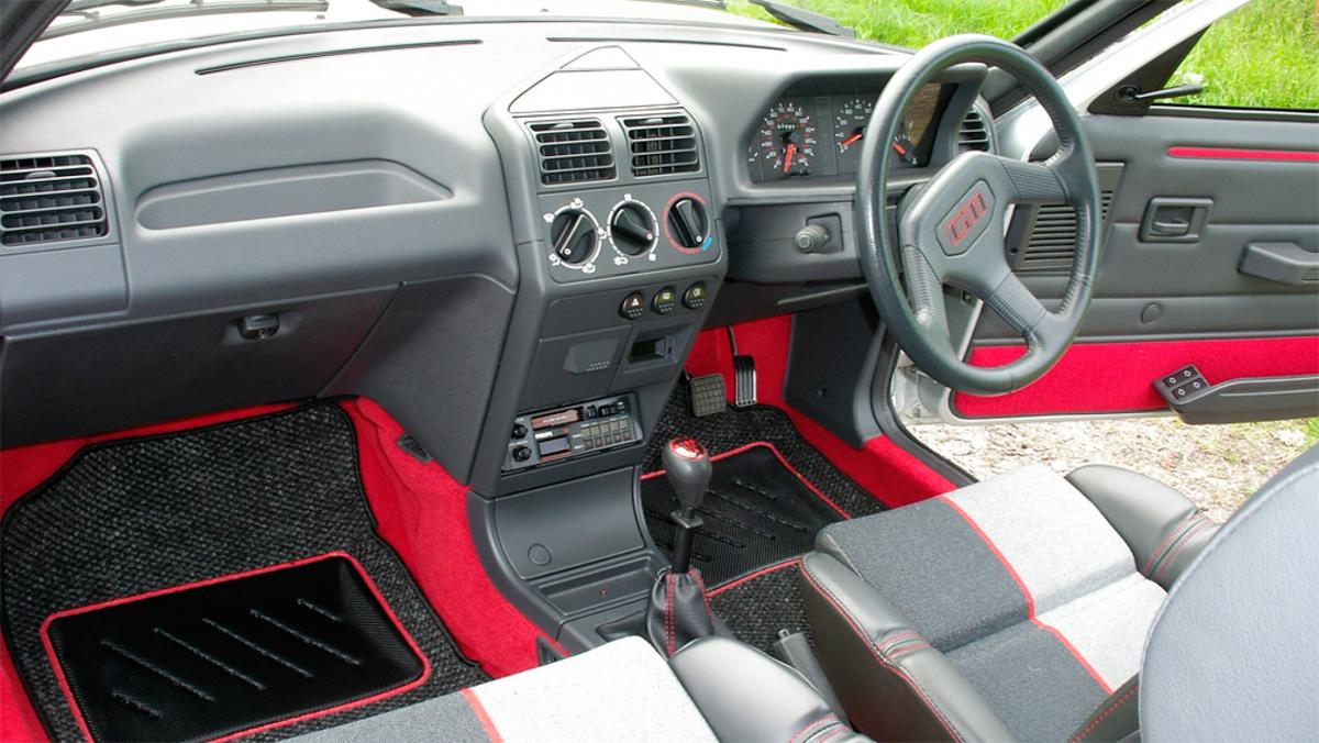 Peugeot 205 GTI (II)