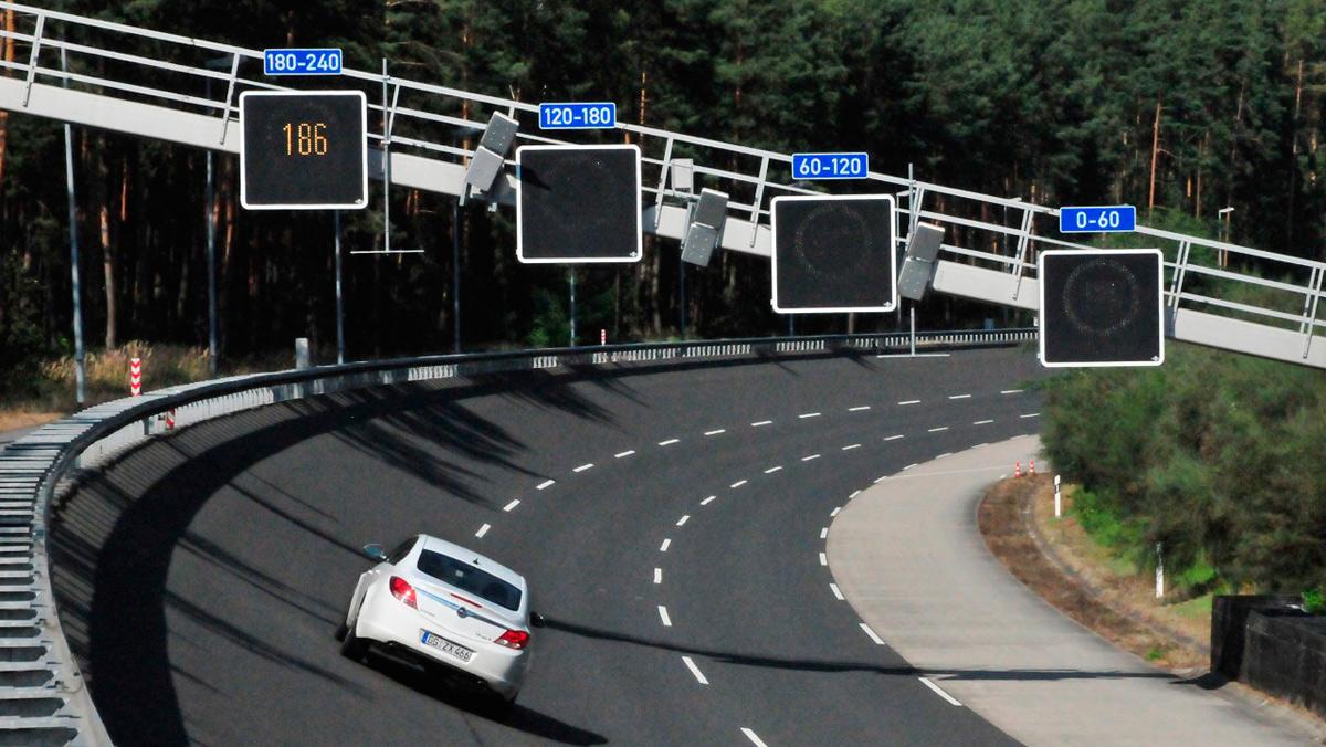 Pista de pruebas de Opel en Dudenhofen (I)