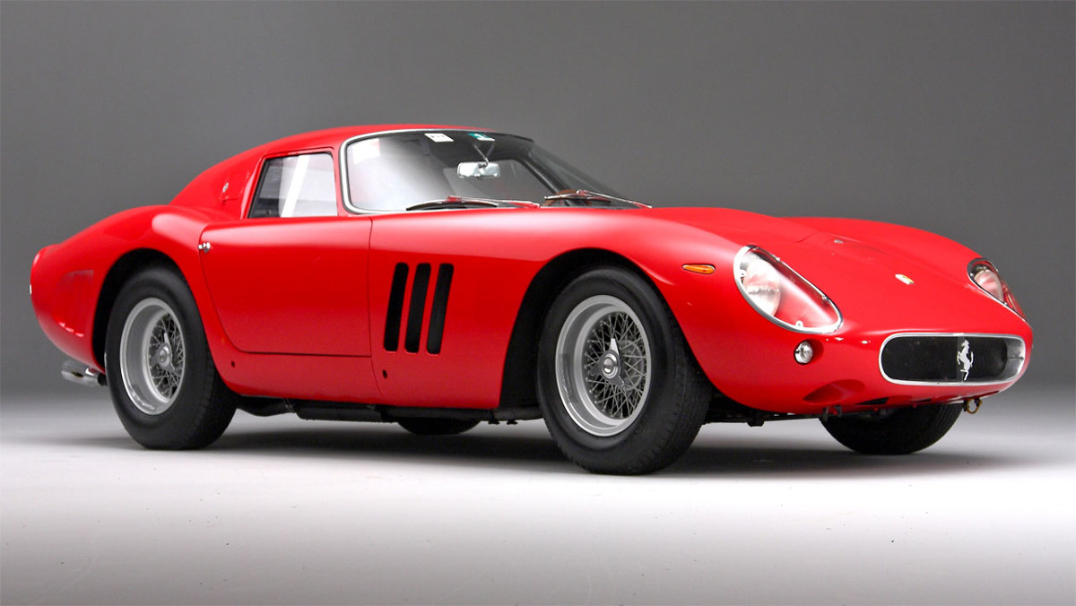 El coche favorito de Alonso, 250 GTO