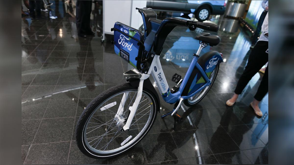 Los americanos han descubierto la ¡bici eléctrica!