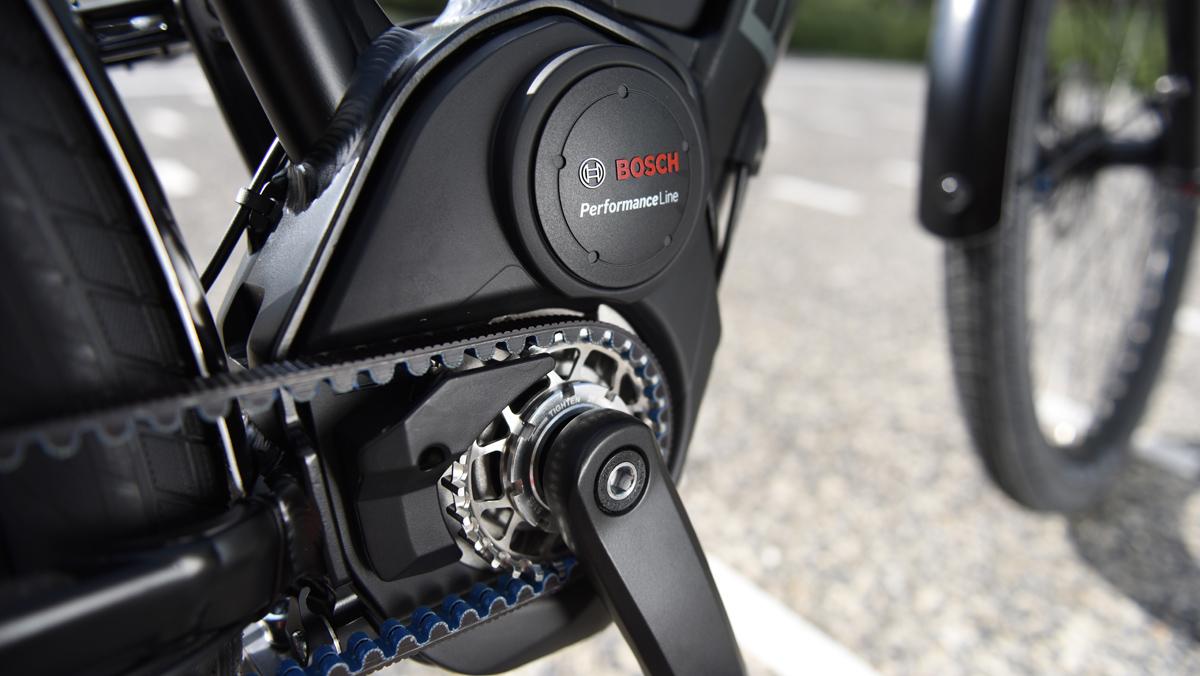 Bicicleta eléctrica Peugeot eU01s (II)