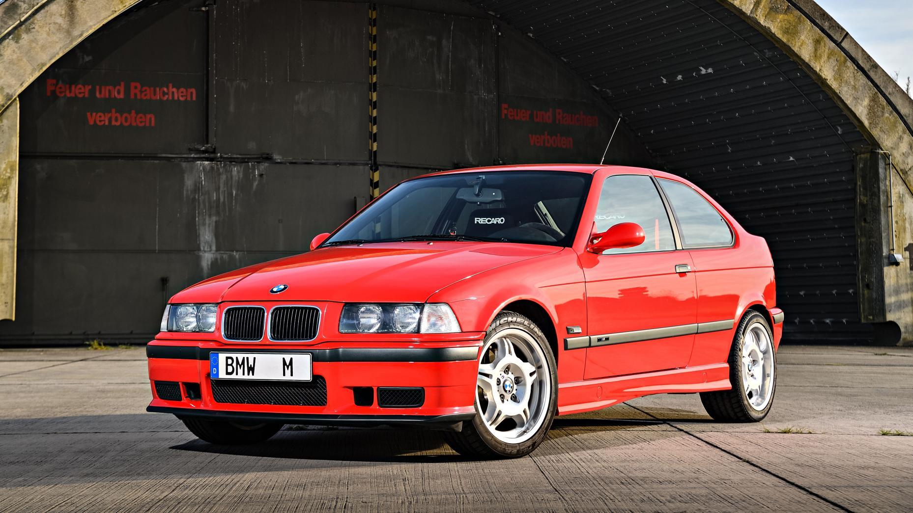 BMW M3 Compact (e36) – 1996