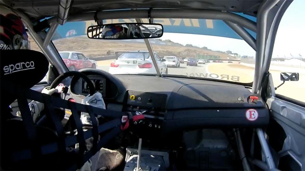 161 Ag 225 Rrate Fuerte Del 250 Ltimo Al Primero En Tres Vueltas En Laguna Seca Topgear Es