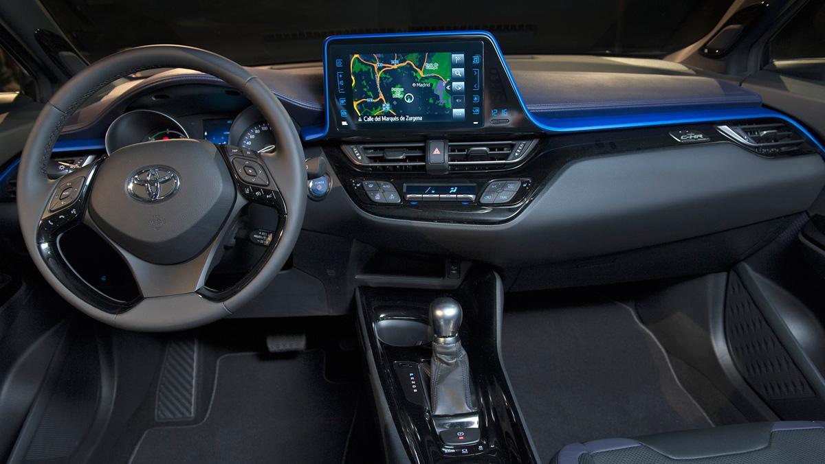 Toyota CH-R Launch Edition (IX)