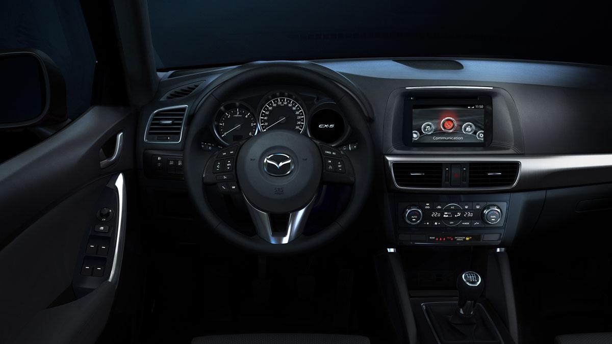 Mazda CX-5 Black Tech