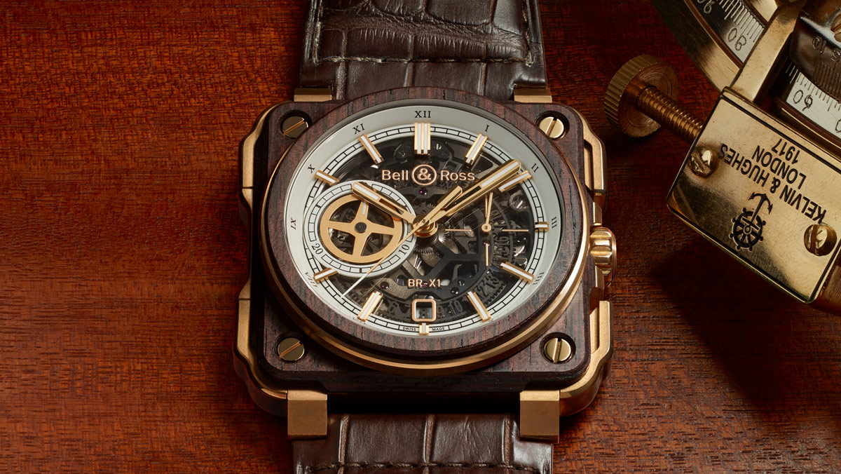 Reloj BRX1 Skeleton Instruments de Marine
