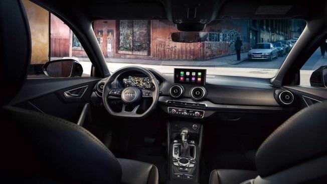 El nuevo Q2 de Audi está volcado con la tecnología