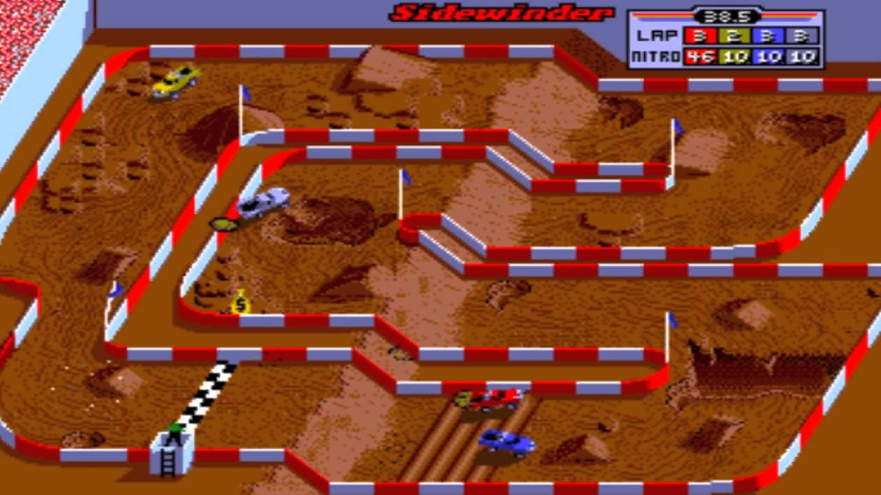 mejores juegos coches retro