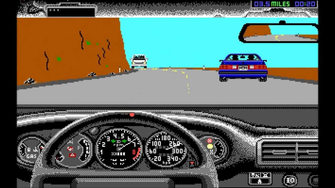 Test Drive II