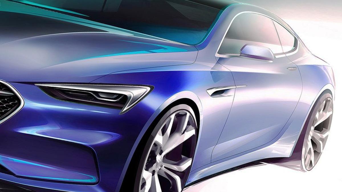 5 concept cars de 2016 que nos gustar a ver en 2017 for Concept car 2016
