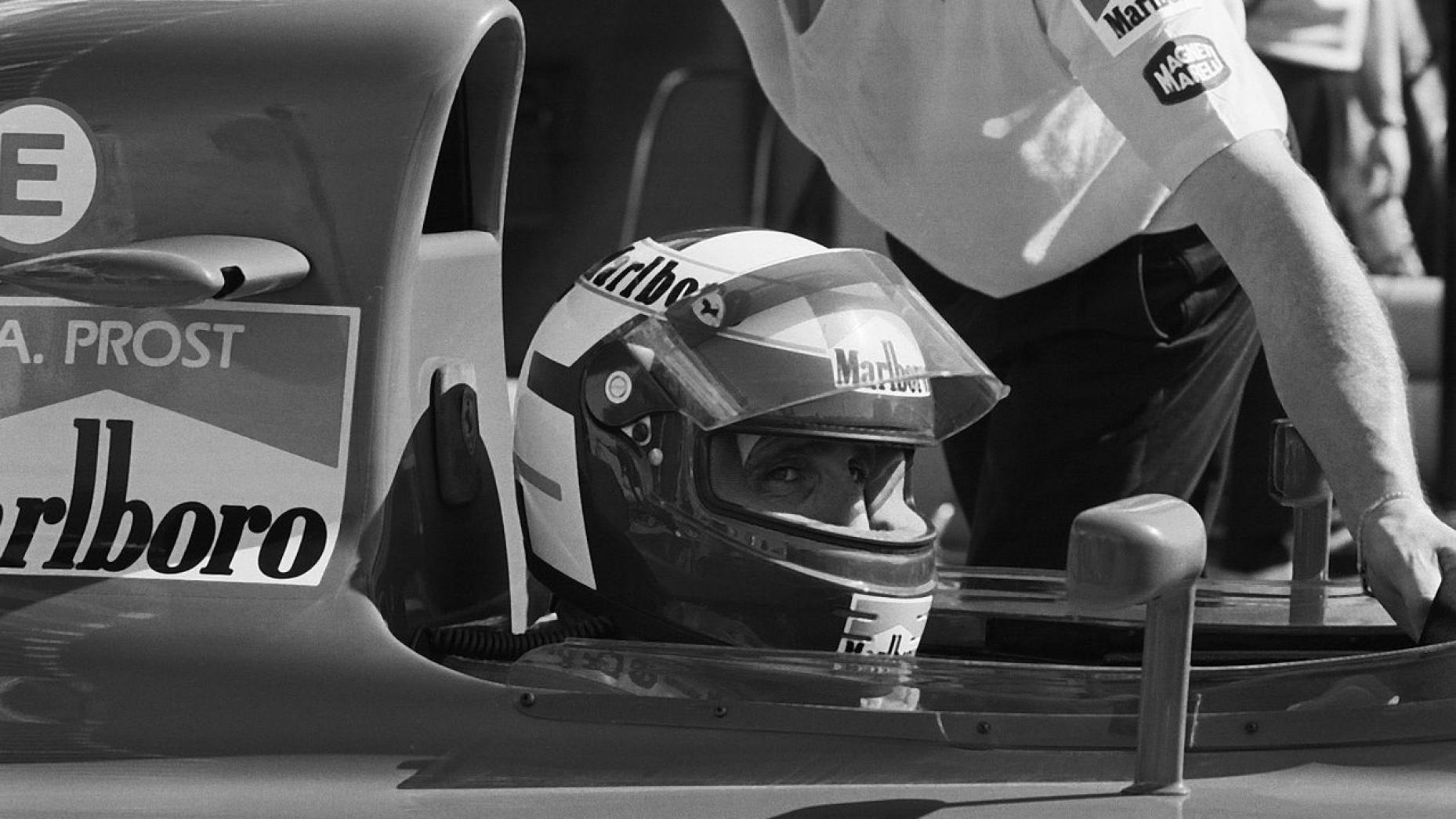 Campeones F1: Alain Prost