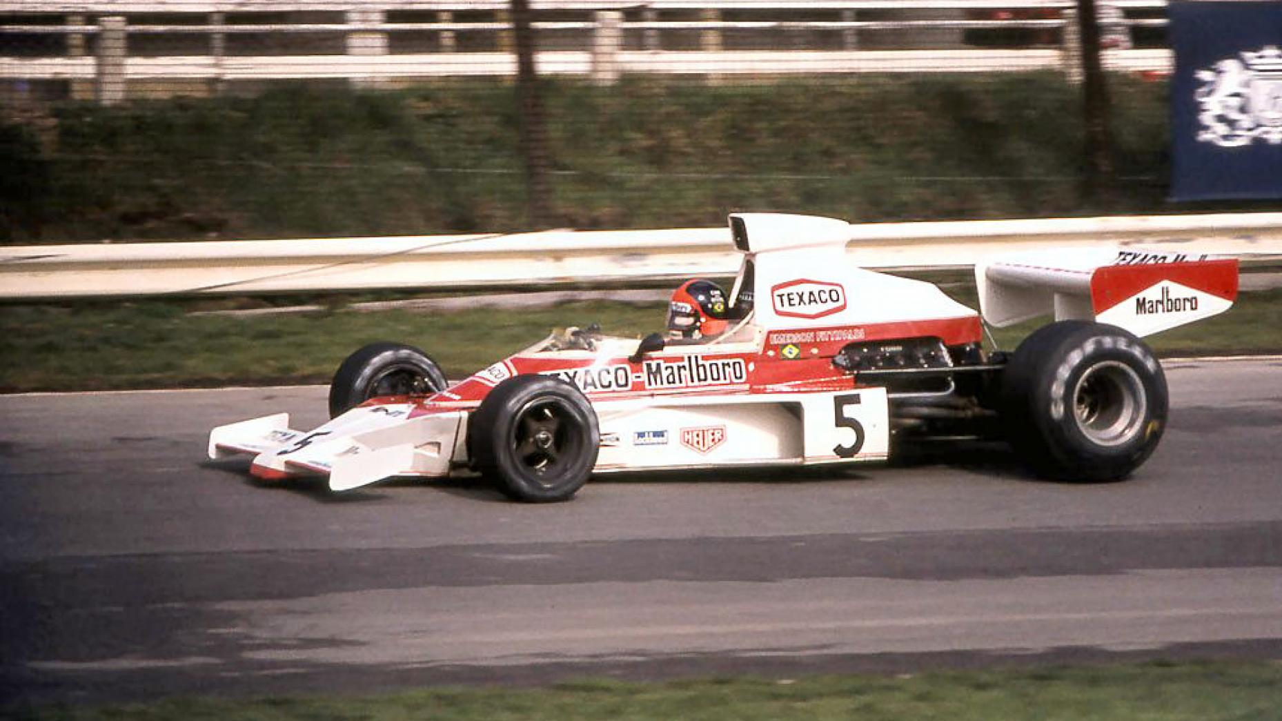 Campeones F1: Emerson Fittipaldi