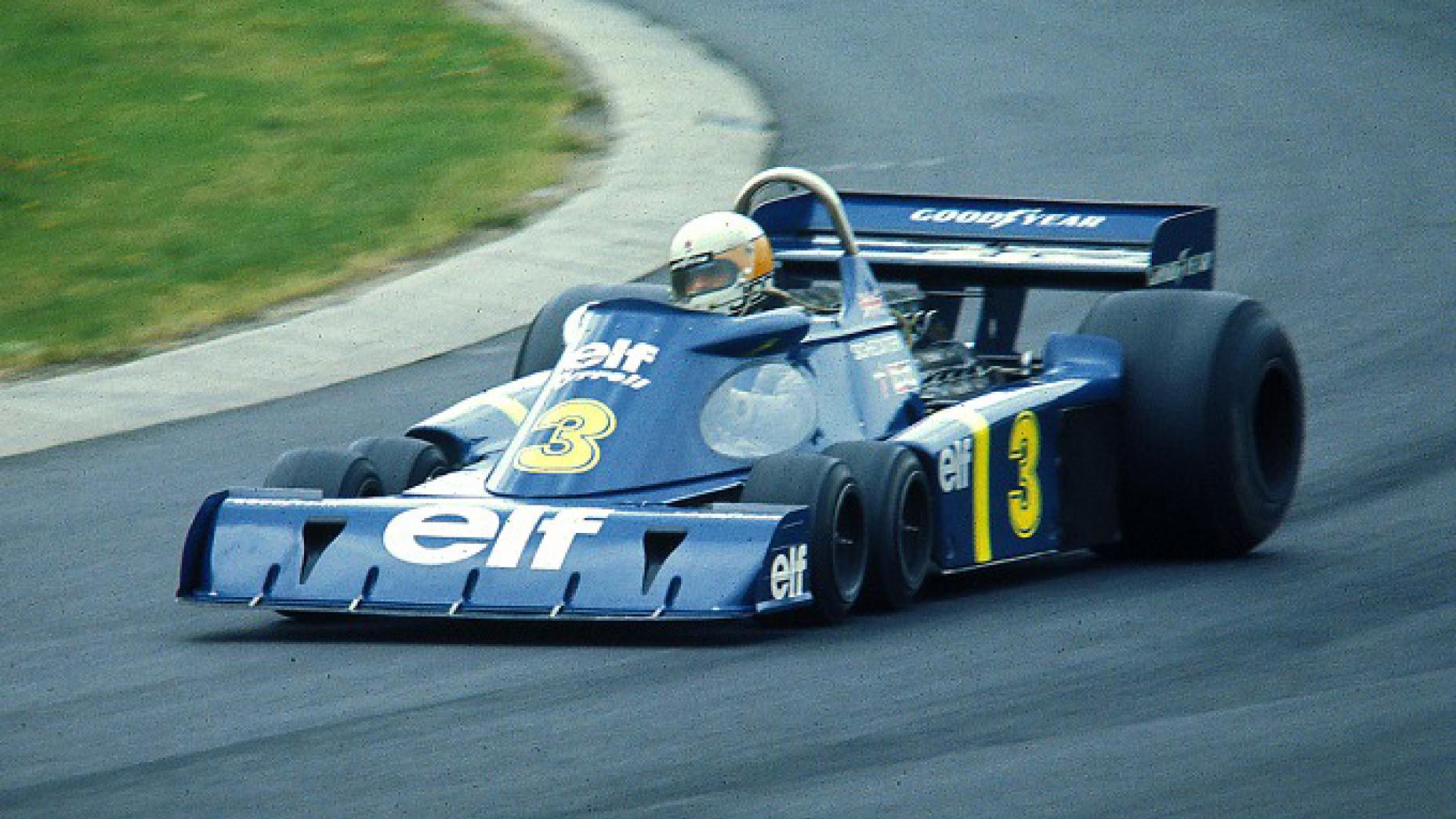 Campeones F1: Jody Scheckter