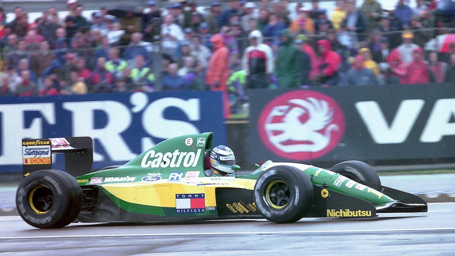 Campeones F1: Mika Hakkinen