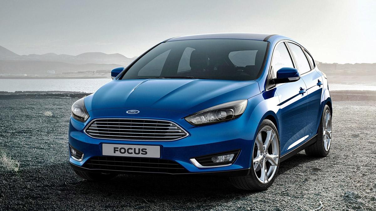 Los coches más robados en España - Ford Focus