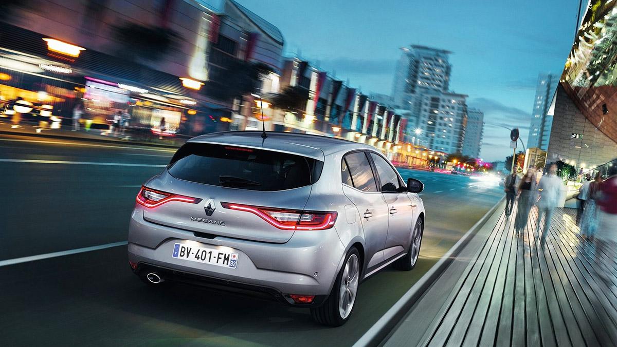 Los coches más robados en España - Renault Mégane