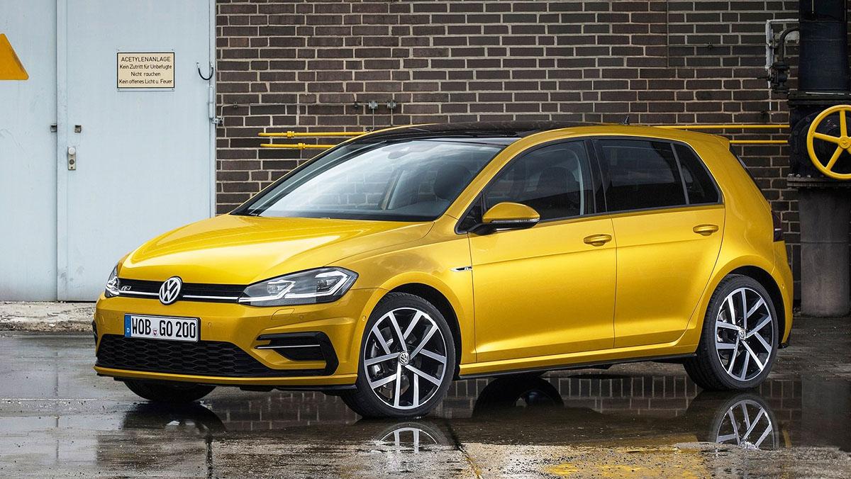 Los coches más robados en España - Volkswagen Golf