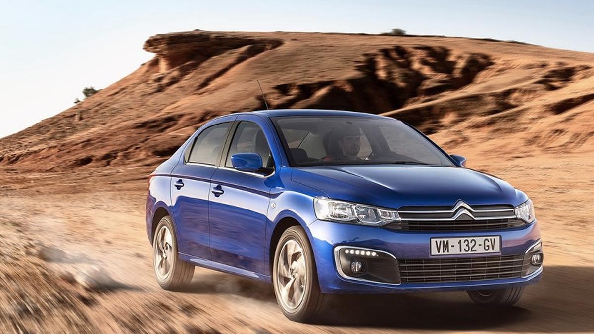 Coches nuevos entre 10000 y 15000 euros: Citroën C-Elysee (I)