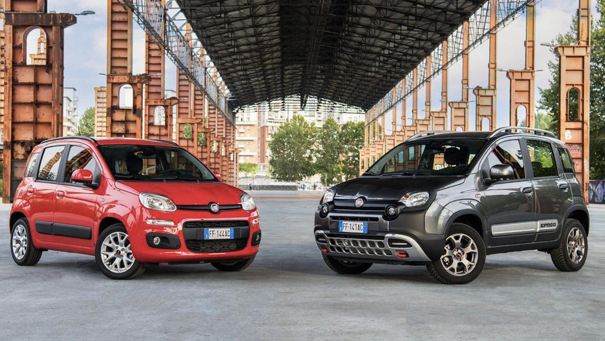 Coches nuevos entre 10000 y 15000 euros: Fiat Panda (I)