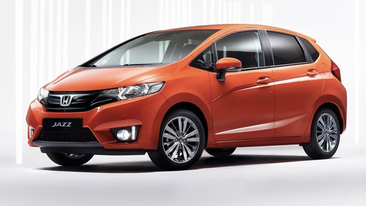 Coches nuevos entre 10000 y 15000 euros: Honda Jazz (I)