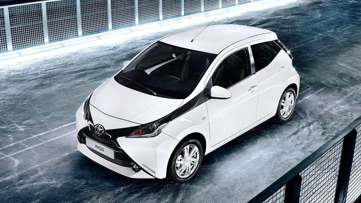 Coches nuevos entre 10000 y 15000 euros: Toyota Aygo (I)