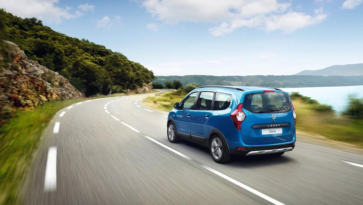 Coches nuevos por 15.000 euros - Dacia Lodgy Stepway