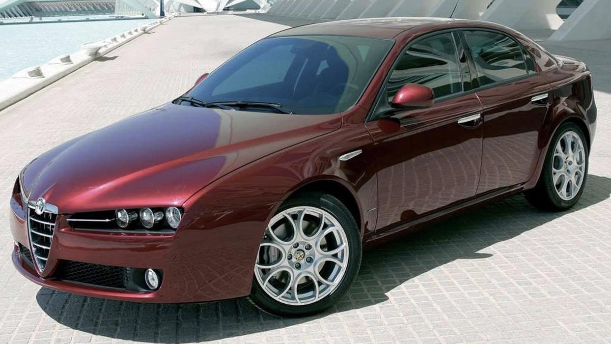 Coches de segunda mano que no debes comprar: Alfa 159 (I)