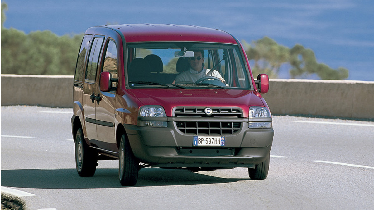 Coches de segunda mano que no debes comprar: Fiat Dobló (I)
