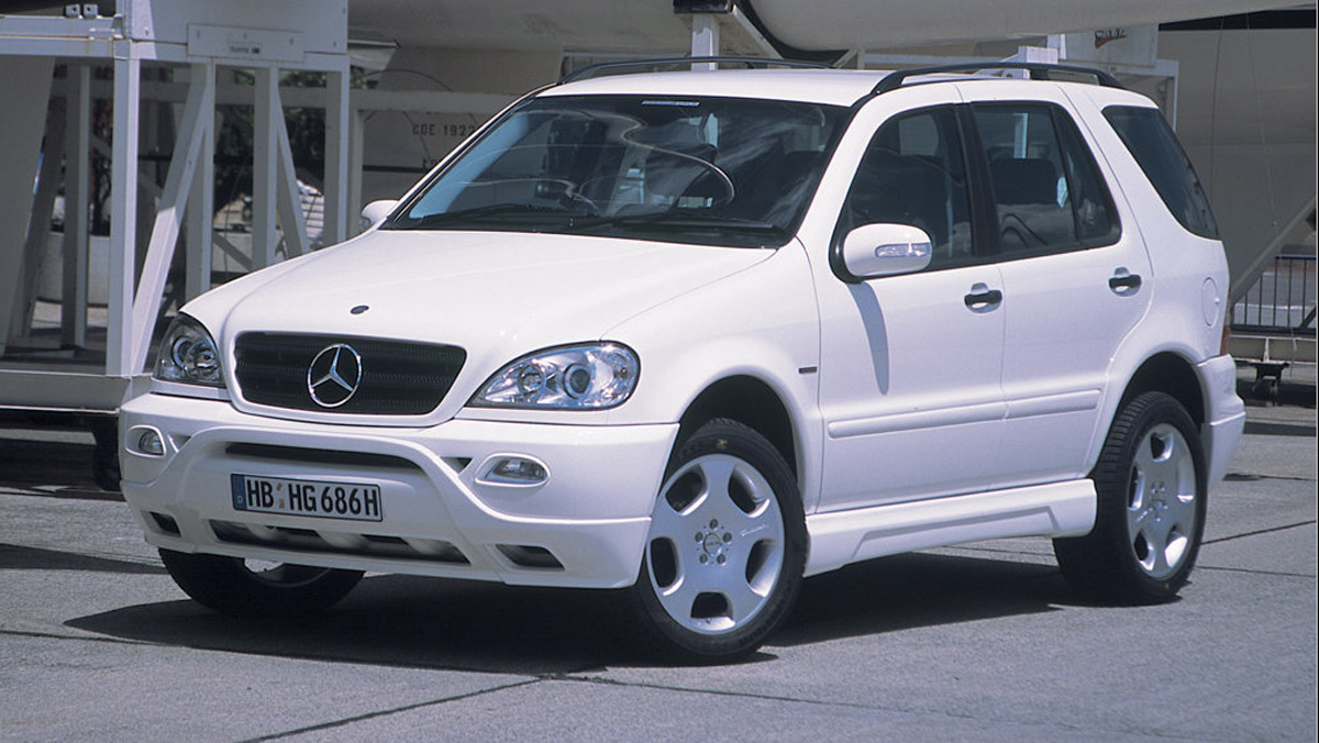 Coches de segunda mano que no debes comprar: Mercedes Clase M (I)