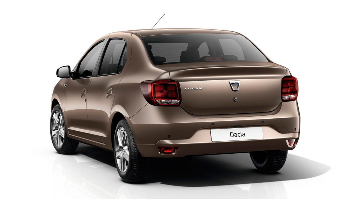 Dacia Logan (II)