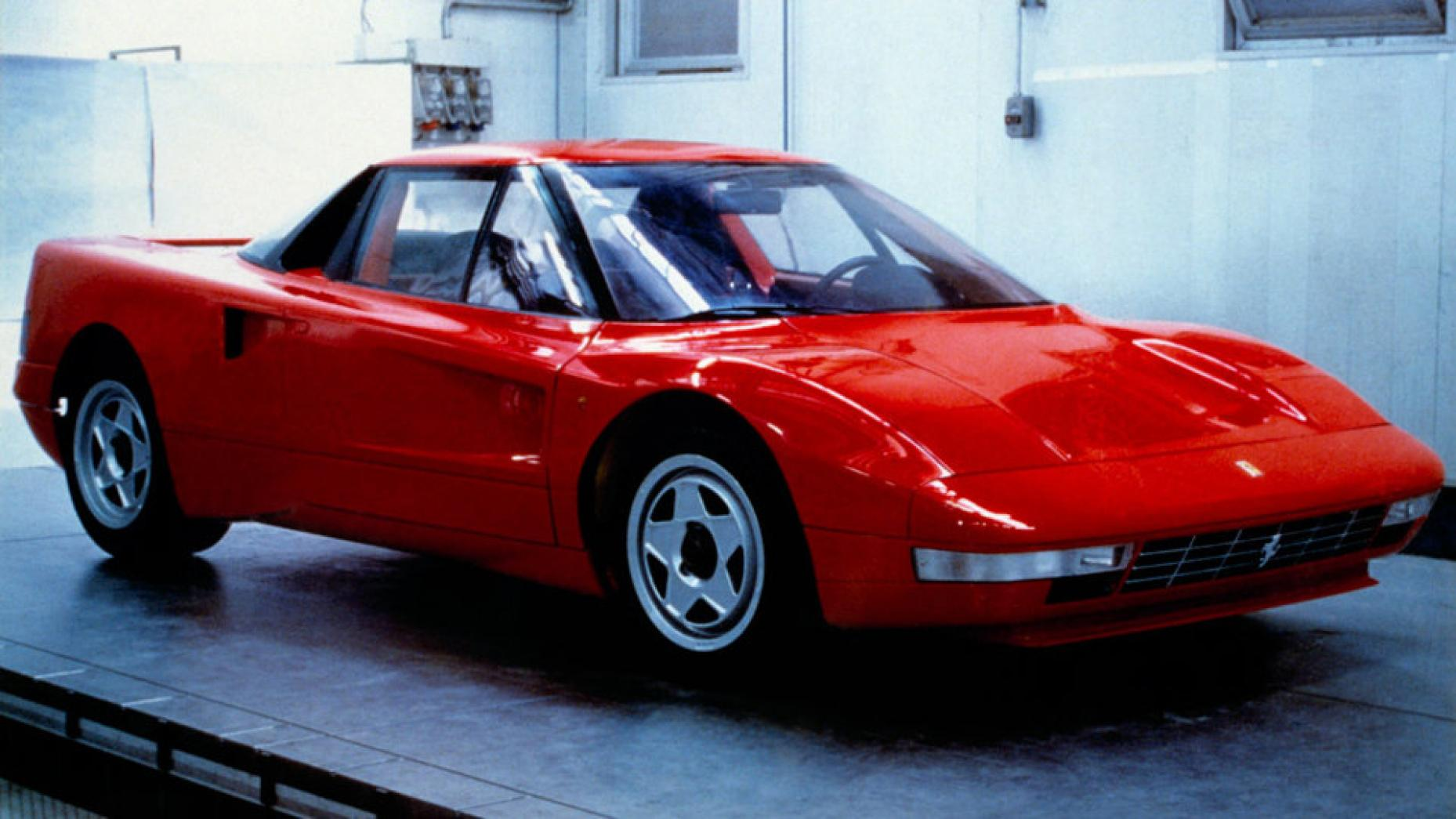 10 Ferrari que quisas no conocias
