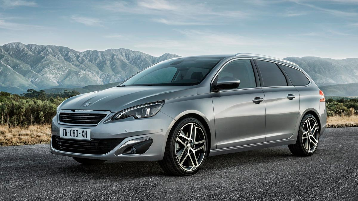 Peugeot 308 SW familiar compacto