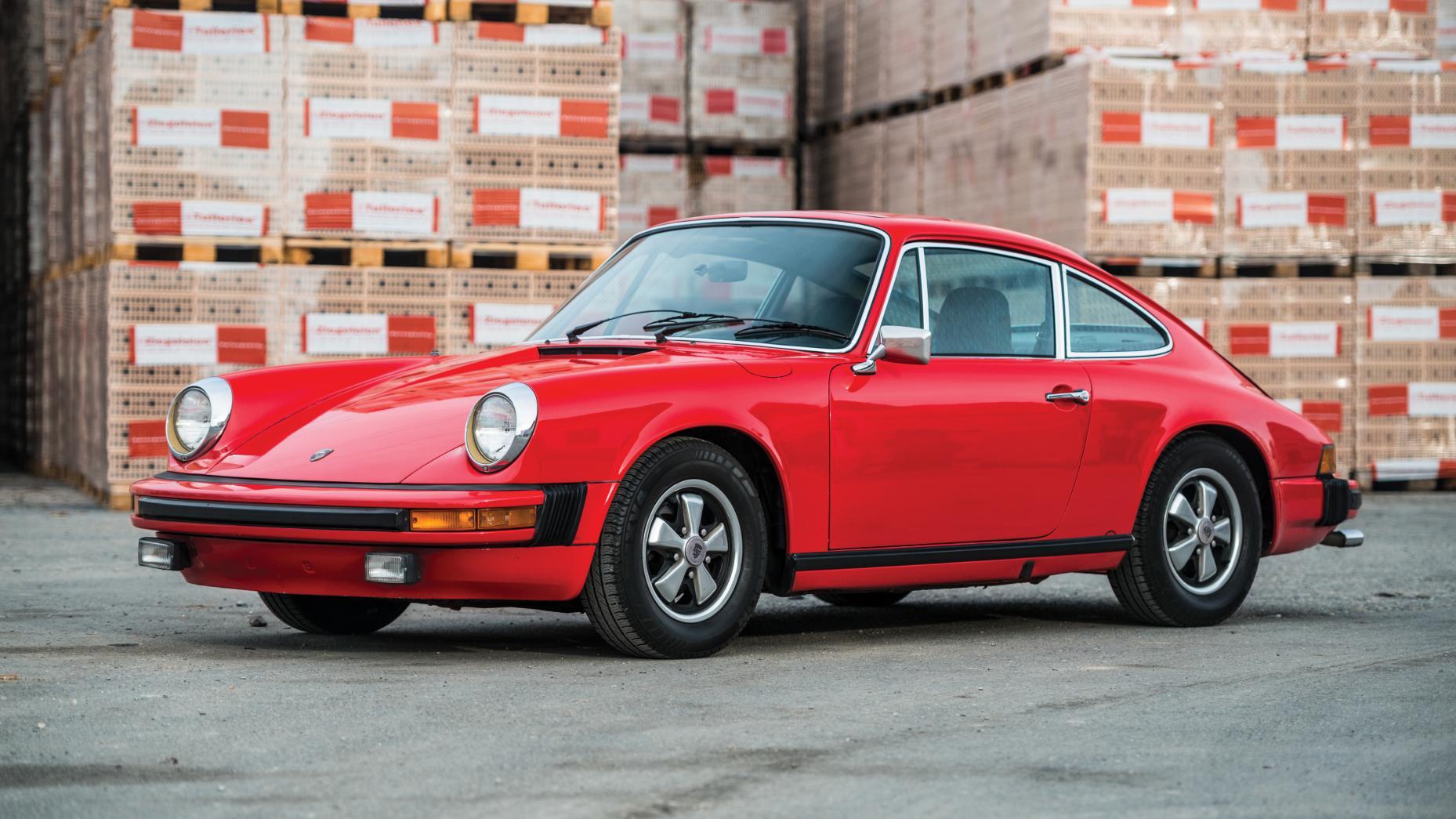 Porsche 912 E (1976)