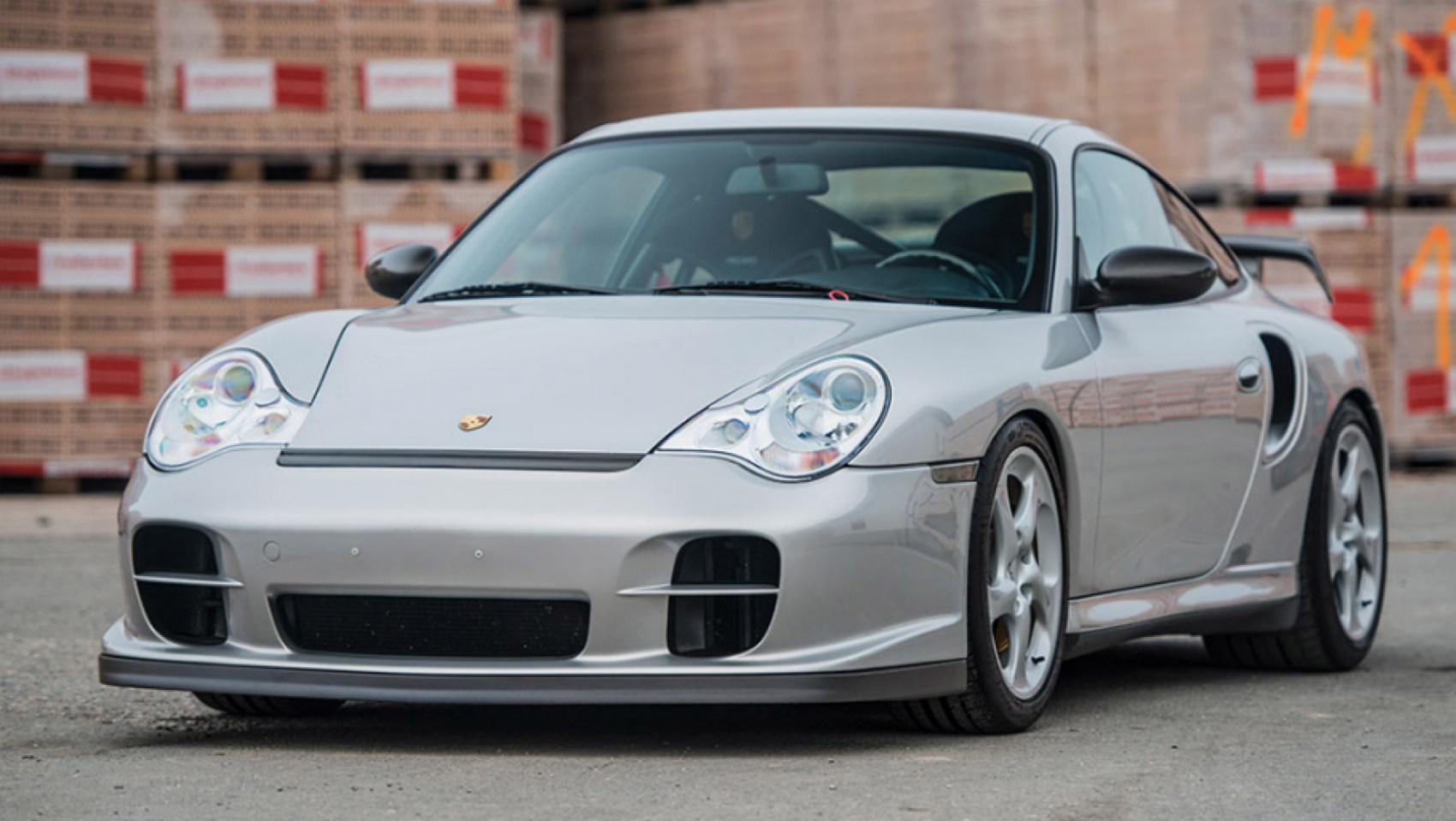 Porsche 996 GT2 Clubsport (2004)