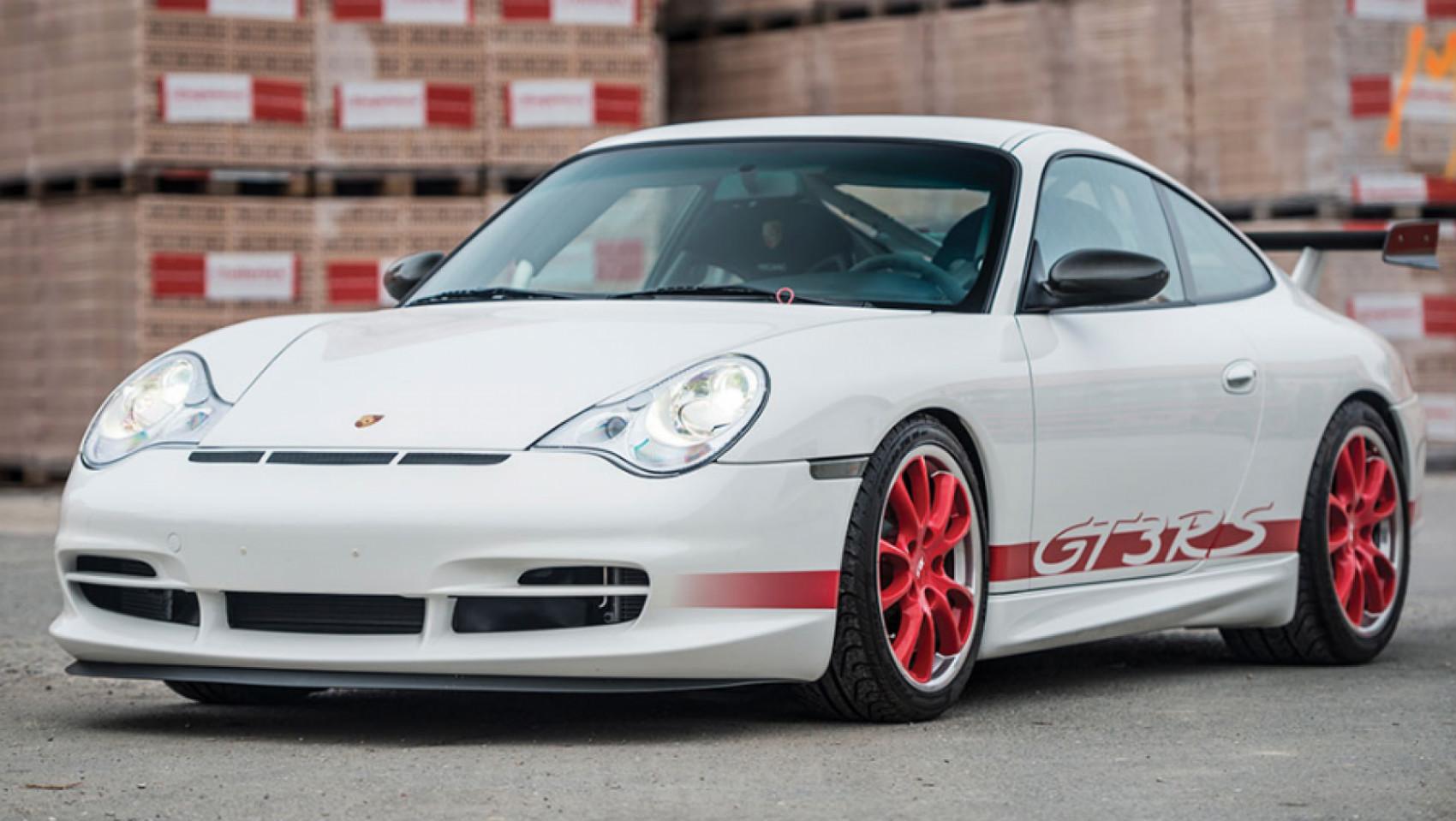 Porsche 996 GT3 RS (2004)
