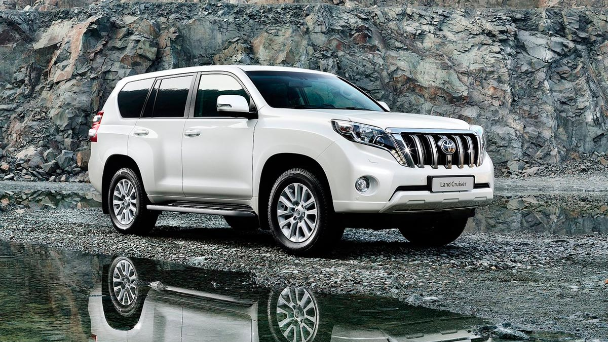 Toyota Land Cruiser SUV todoterreno