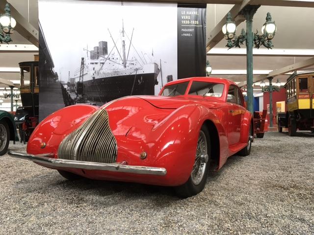 Alfa Romeo 8C (1) Museo Mulhouse