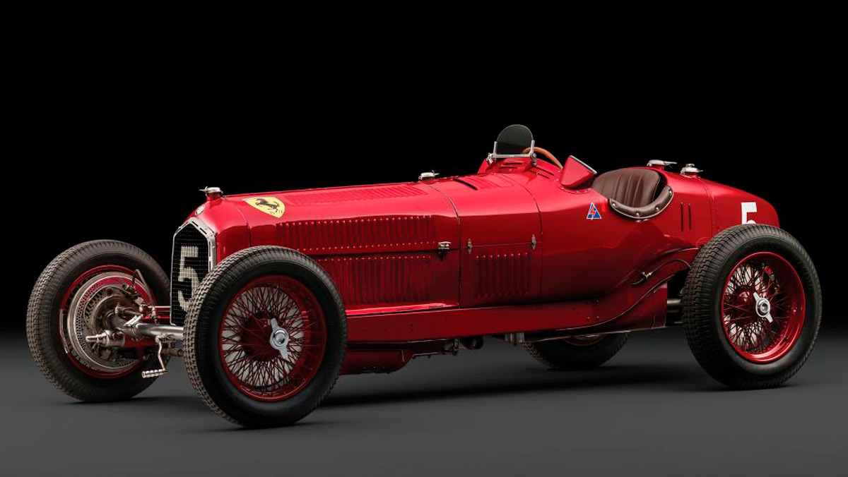Alfa Romeo Tipo B P3 (I)