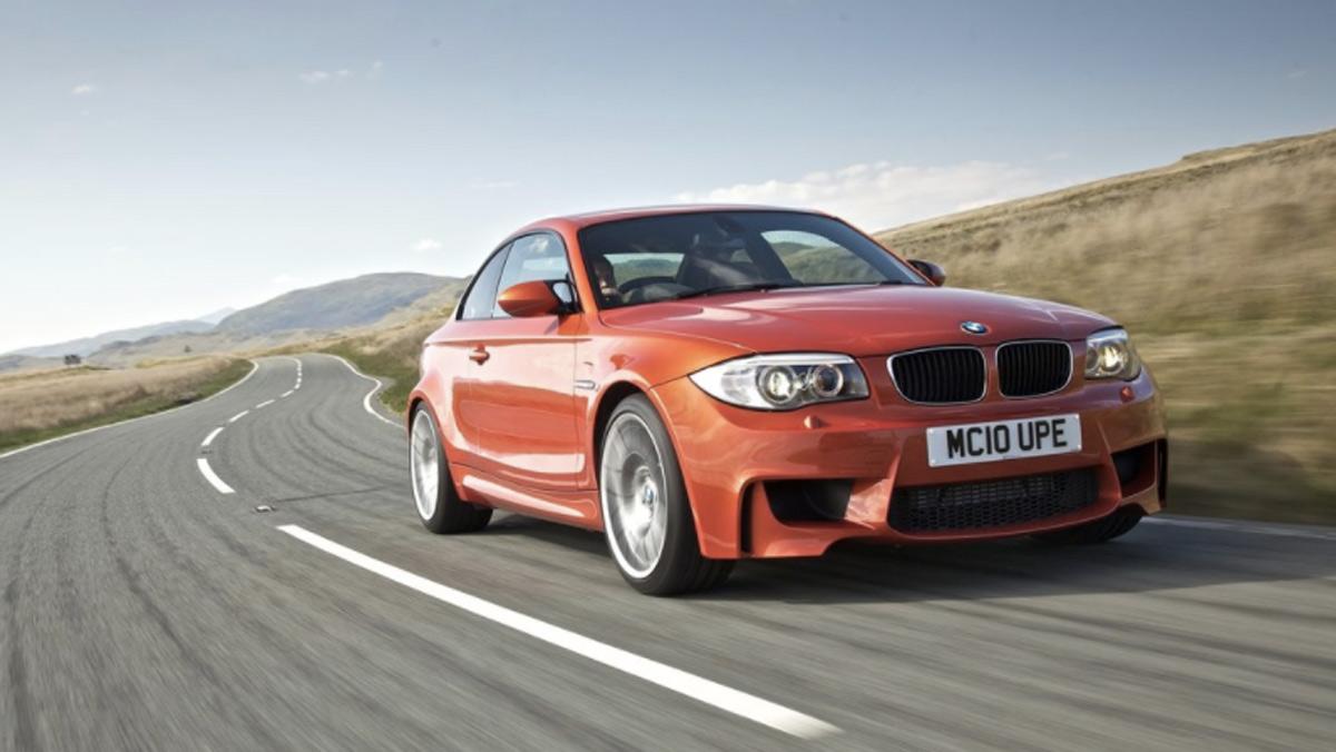 BMW M1 Coupé (I)