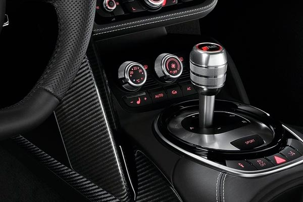 Cambio automático S-Tronic Audi R8